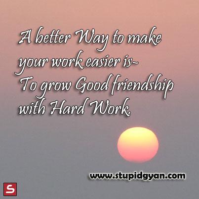 work friendship quotes