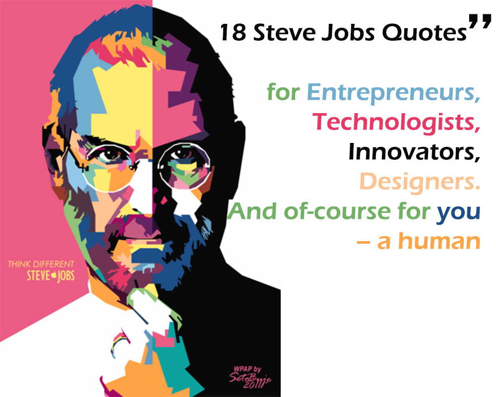 Image of: Wallpaper Steve Jobs Quotes Stupidgyan 18 Steve Jobs Quotes Inspirational And Evergreen Quotes