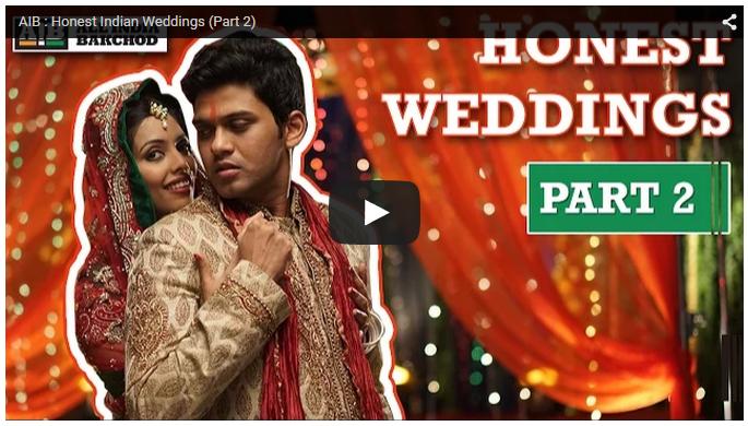 honest postmortem of indian weddings